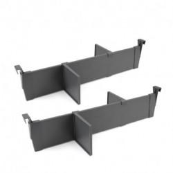 Set di divisori per interni dei casseti Vertex-Concept