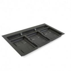 Base Recycle per contenitori per cassetti da cucina