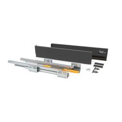 Cassetto esterno Concept 50 kg altezza 105 mm
