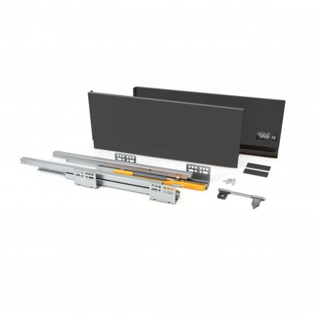 Cassetto esterno Concept 50 kg altezza 185 mm