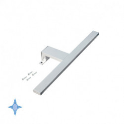 Applique LED per specchio da bagno Aquarius 300 - 450 mm
