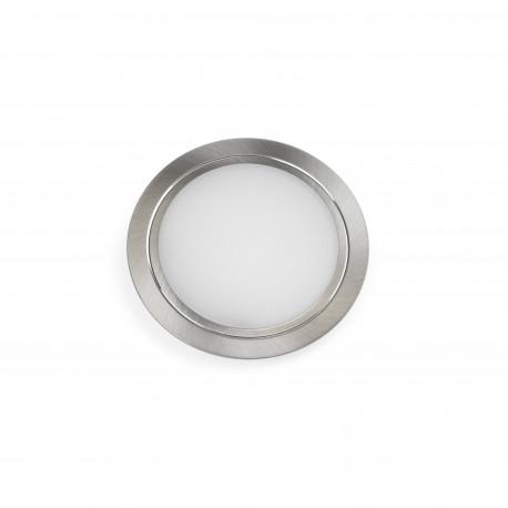 Luminaire LED Mizar pour encastrement dans des meubles sans besoin de convertisseur (AC 230V 50Hz)