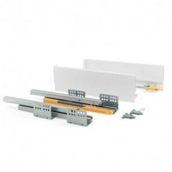 Cassetto esterno Concept 30 kg altezza 105 mm