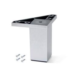 Emuca Piedino per mobile Alumix 1