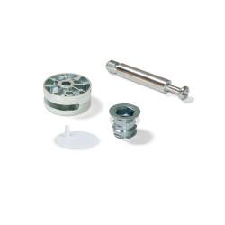 Verbindergehäuse-Kit Big mit Bolzen und Muttern M8