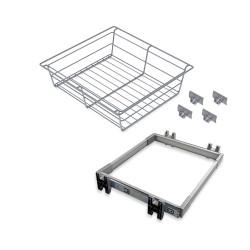 Emuca Kit cajón metálico Keeper
