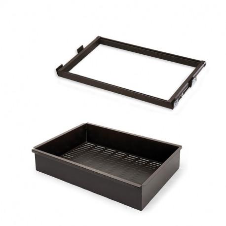 Kit cassetto metallico Moka