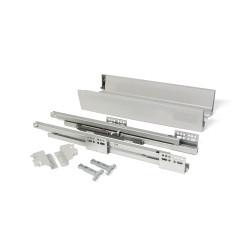 Kit Cassetto esterno per cucina e bagno Vantage-Q, chiusura soft