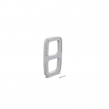 Accessoire latéral pour penderie rabattable pour armoire Sling