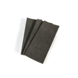 Protectores de fieltro adhesivo rectangular para muebles