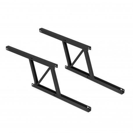Emuca Ensemble de 2 mécanismes de levage pour tables basses