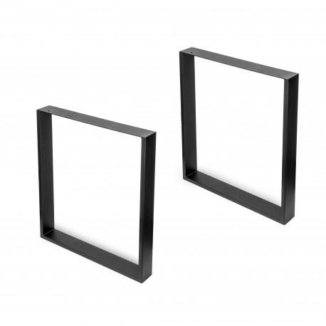 Square rechteckiger Tischbeinsatz