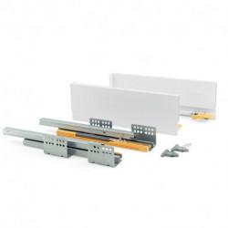 Cassetto esterno Concept 30 kg altezza 138 mm