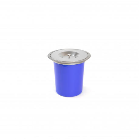 Cubo de basura empotrable Recycle para encimera de cocina