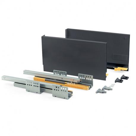 Cassetto esterno Concept 30 kg altezza 185 mm